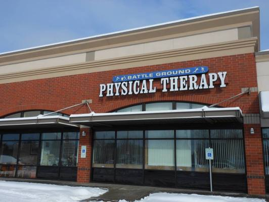Battle Ground Physical Therapy, WA_Located in Downtown Battle Ground