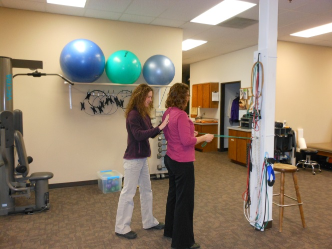 Manual Physical Therapy with Shannon Schram